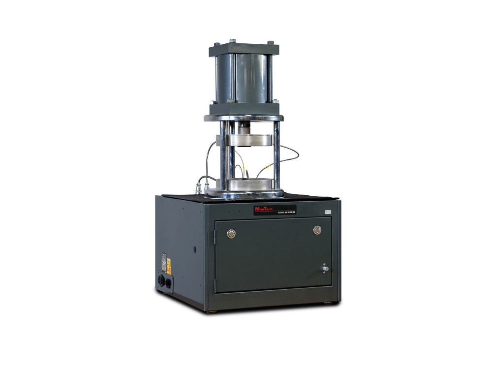 Upgraded Monsanto R100 Oscillating Disc Rheometer