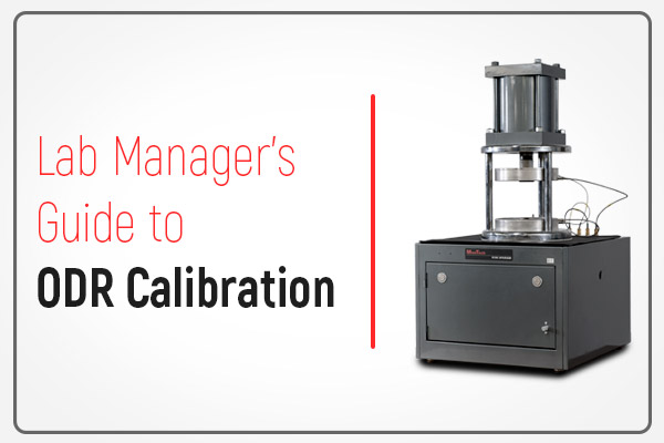 The Lab Manager's Guide to ODR Calibration