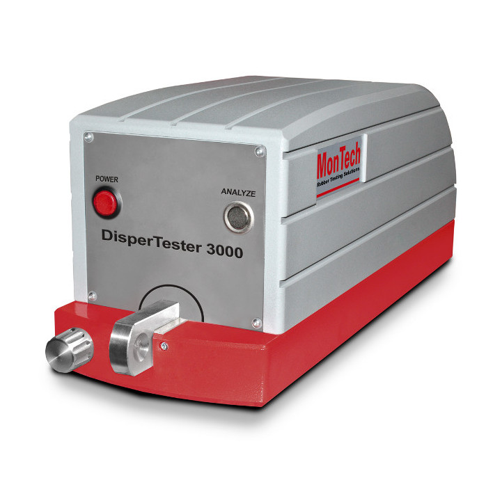 DisperTester 3000 Manual Rubber Dispersion Tester