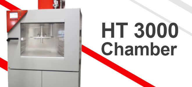 New Product Announcement: MonTech HT-3000 Chamber