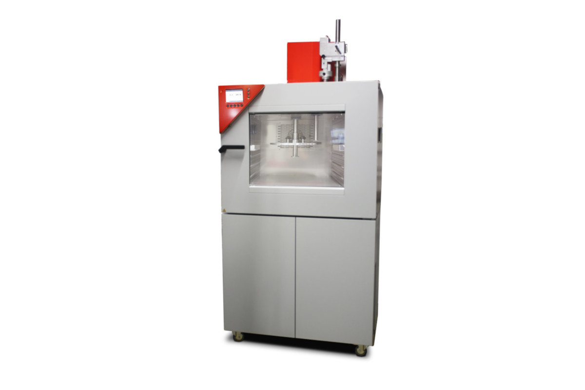 HT 3000 Chamber Rubber Hardness Tester