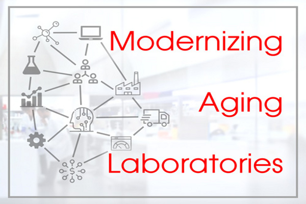 The Managers' Playbook for Modernizing an Aging Laboratory