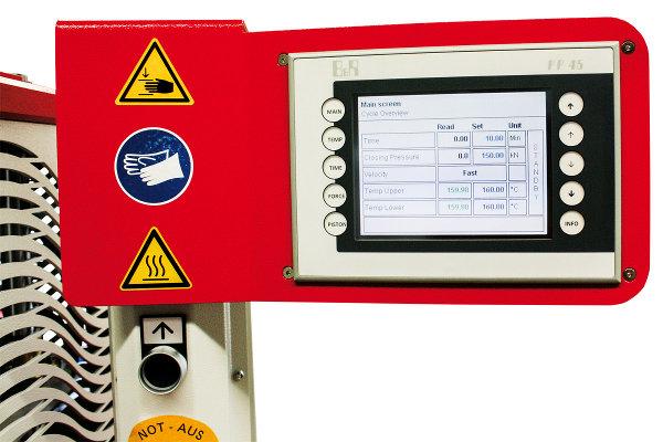 Lab Press Display